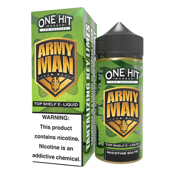 100mL - One Hit Wonder - Army Man