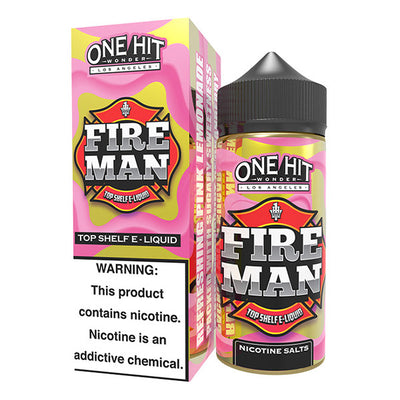 100mL - One Hit Wonder - Fire Man