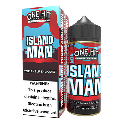 100mL - One Hit Wonder - Island Man