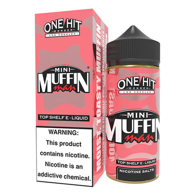100mL - One Hit Wonder - Mini Muffin Man