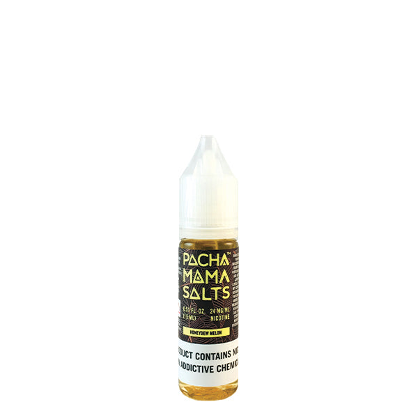 15mL Pacha Mama Salts - Honeydew Melon