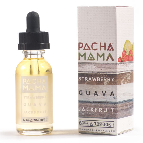 30mL Pacha Mama - Strawberry Guava Jackfruit