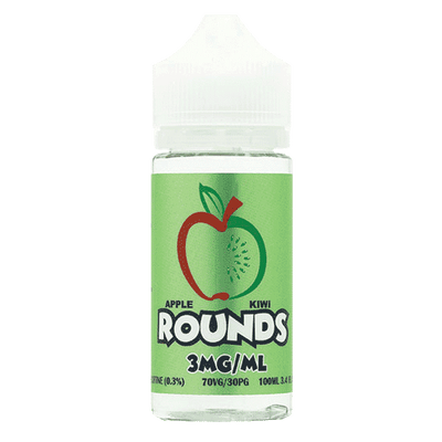 100mL Rounds - Apple Kiwi