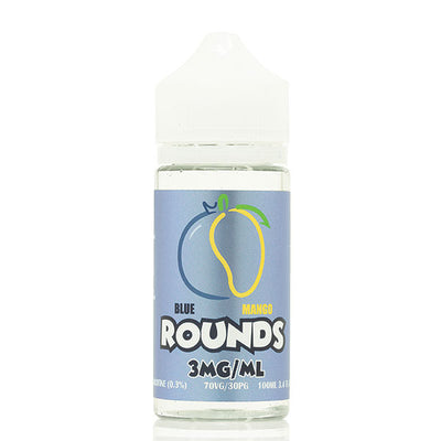 100mL Rounds - Blue Mango
