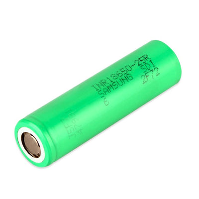 Samsung - 18650 25R 30A 2500mah Battery - Cyber Deal