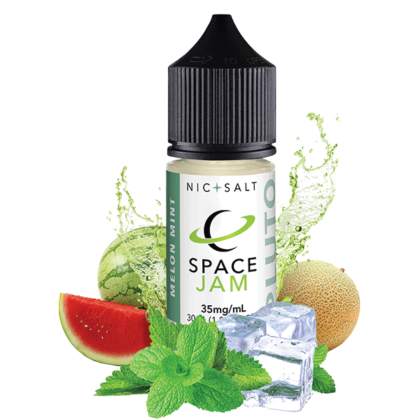 30mL Space Jam - Pluto Salts