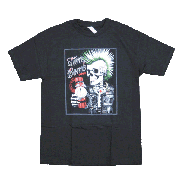 Time Bomb - TNT T-shirt - black
