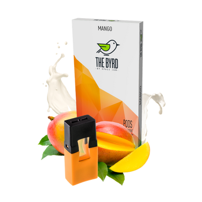 The Byrd Pods - Mango 4pk