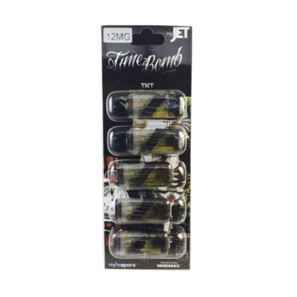 myJET Pods - Time Bomb - TNT 5pk