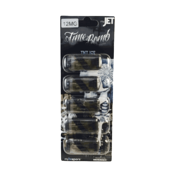 myJET Pods - Time Bomb - TNT ICE 5pk