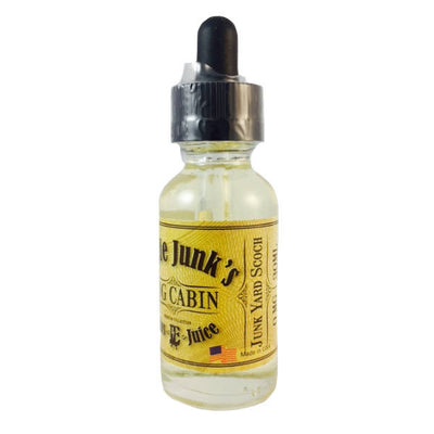 30mL Fog Cabin - Junkyard Scotch