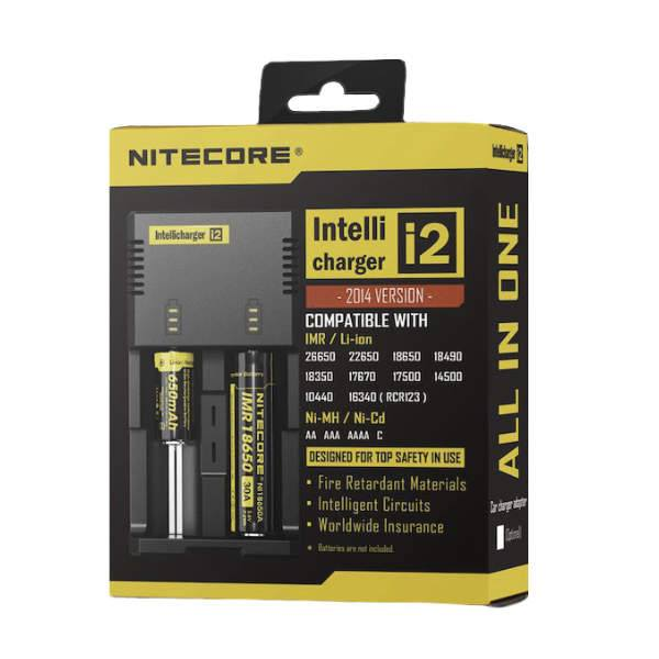 Charger - NiteCore - Intelli Charger I2
