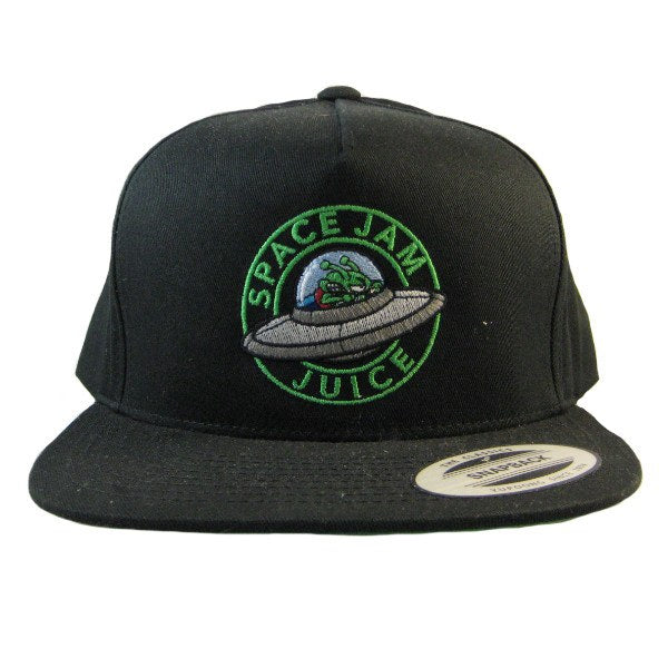 Hats - Space Jam Retro Snapback - Black