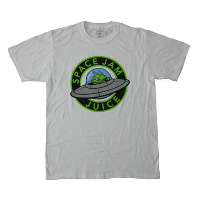 Mens T-shirts - Space Jam - Retro T-shirt - White