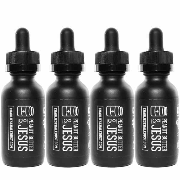 120mL Charlies Chalk Dust - Peanut Butter and Jesus
