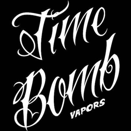 Vape Juice - 120mL Time Bomb - TNT ICE