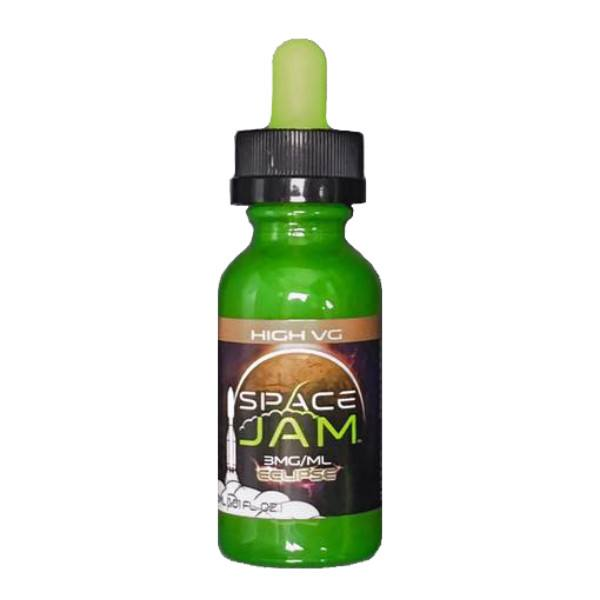 Vape Juice - 15mL Space Jam - Eclipse High VG
