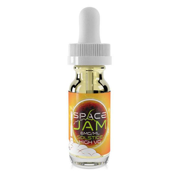 Vape Juice - 15mL Space Jam - Solstice