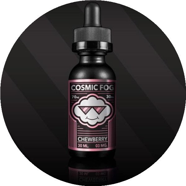 Vape Juice - 30mL Cosmic Fog - Chewberry