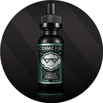 Vape Juice - 30mL Cosmic Fog - Chill'd Tobacco