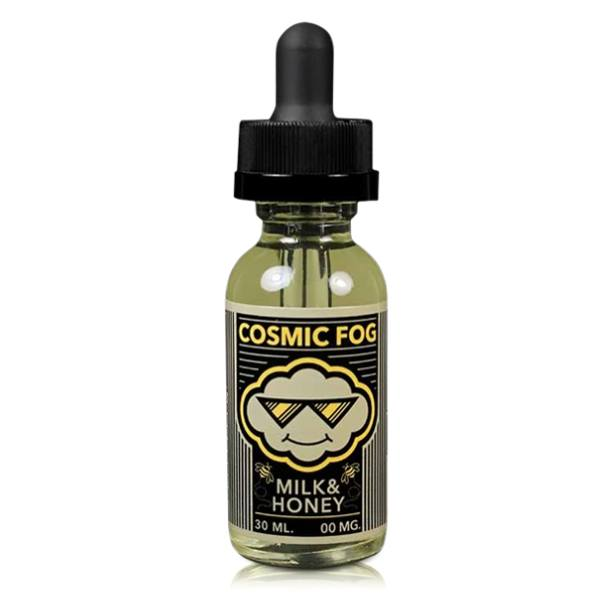 Vape Juice - 30mL Cosmic Fog - Milk And Honey