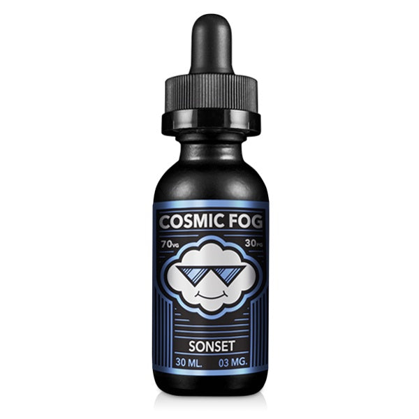 Vape Juice - 30mL Cosmic Fog - Sonset