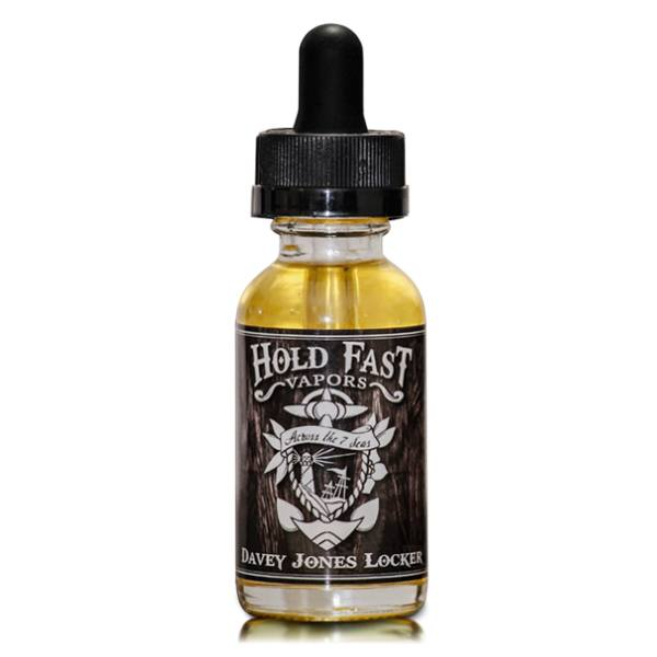 Vape Juice - 30mL - Hold Fast - Davey Jones Locker