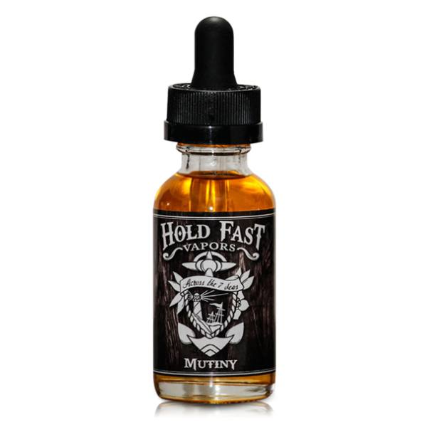 Vape Juice - 30mL - Hold Fast - Mutiny
