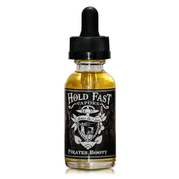 Vape Juice - 30mL - Hold Fast - Pirates Booty