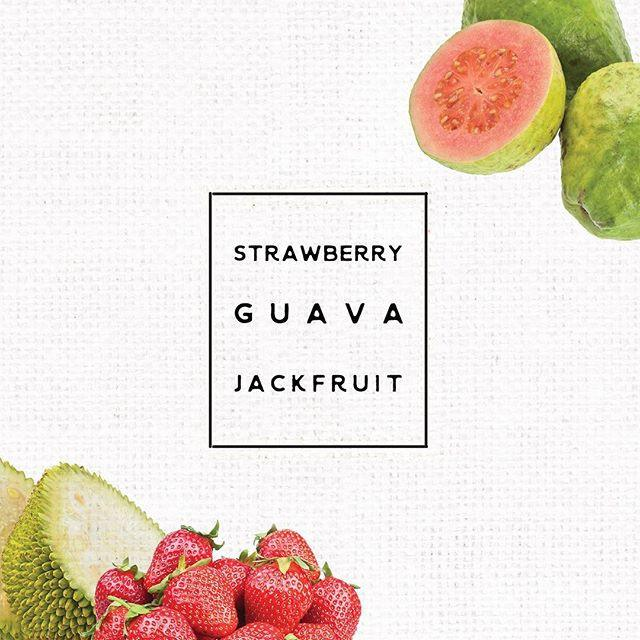Vape Juice - 30mL Pacha Mama - Strawberry Guava Jackfruit