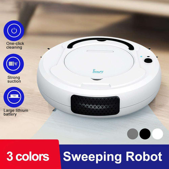 Buy Multifunction Smart Robot Vacuum Cleaner 3-In-1 | Gadget Menia
