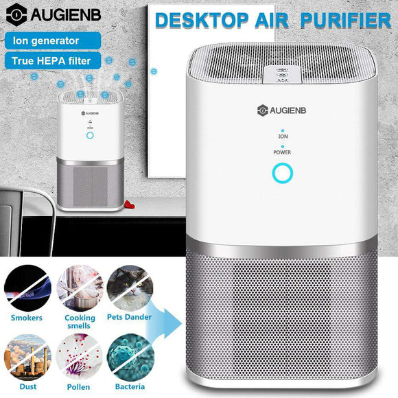 Buy Air Purifier With HEPA Active Carbon Filter | Gadget Menia