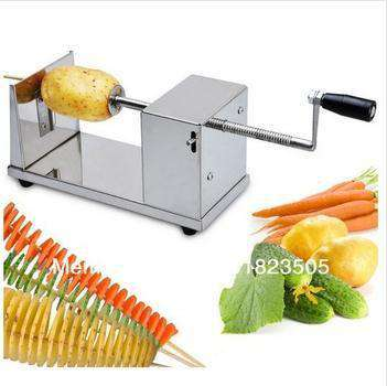 Buy Potato Cutter, Potato Slicer 2019 | Gadget Menia