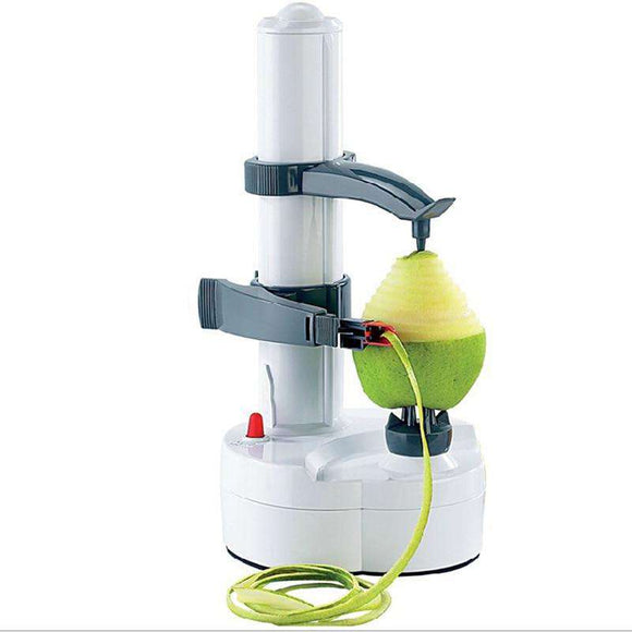 Buy Stainless Steel Electric Fruit Peeler 2019 | Gadget Menia
