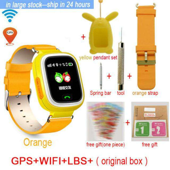 Buy Q90 GPS Child Smart Watch 2019 | Gadget Menia