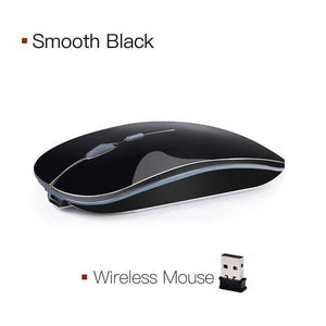 Buy Wireless Mouse USB Optical Mice For Laptop PC | Gadget Menia