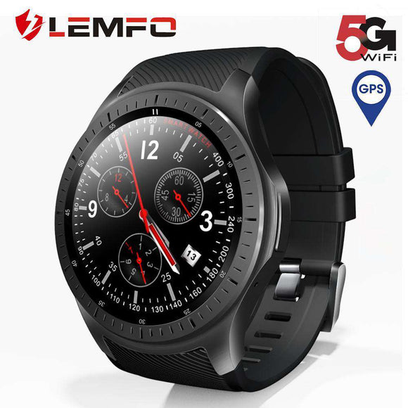 SmartWatch Android Watch With Android 7.1.1 WiFi And 4G | Gadget Menia