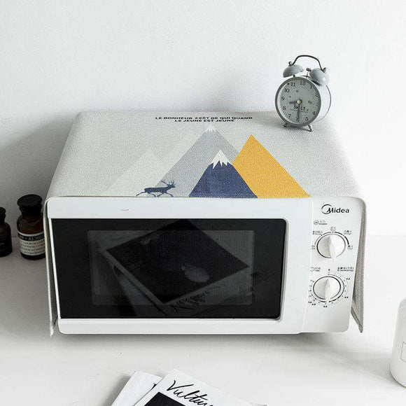 Buy Microwave Cotton Cover 2019 | Gadget Menia
