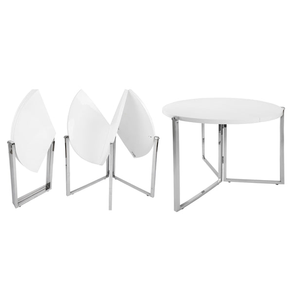 Radiant Circular Folding Table