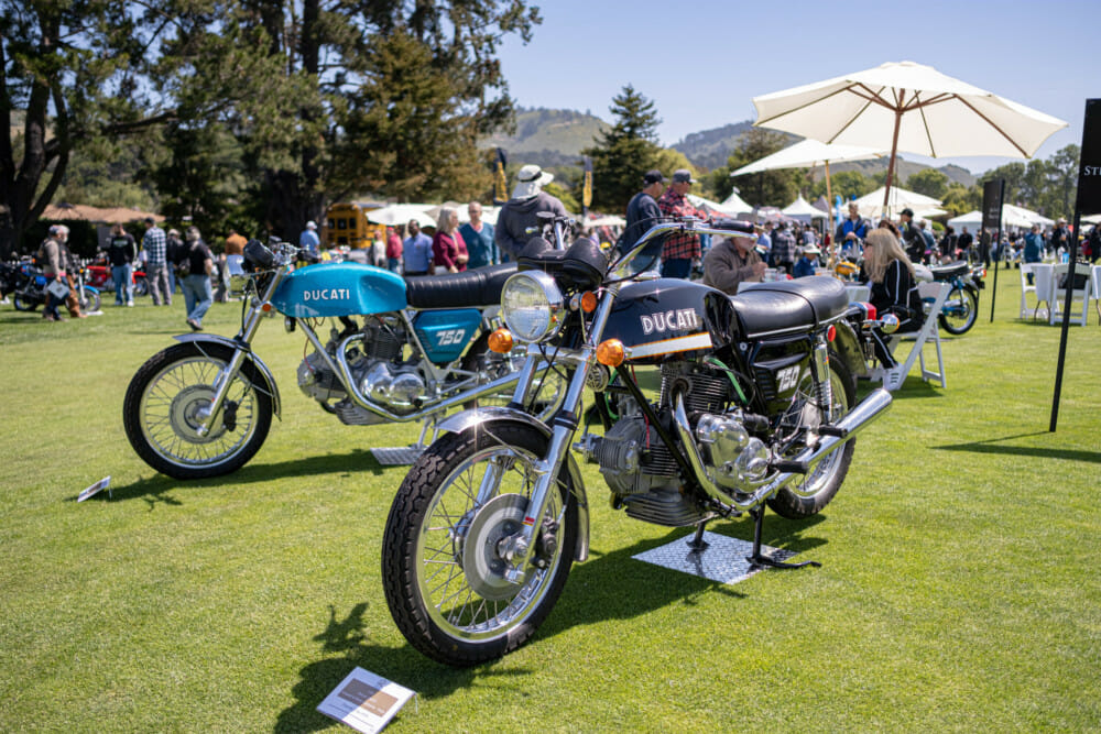 Native Moto: official sponsor of the 2020 Quail Motorcycle Gathering