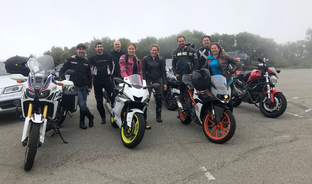 female led motorcycle tours women motorcycle tours san francisco california