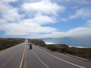 San Francisco Highway 1 California motorcycle tour native moto adventures big sur
