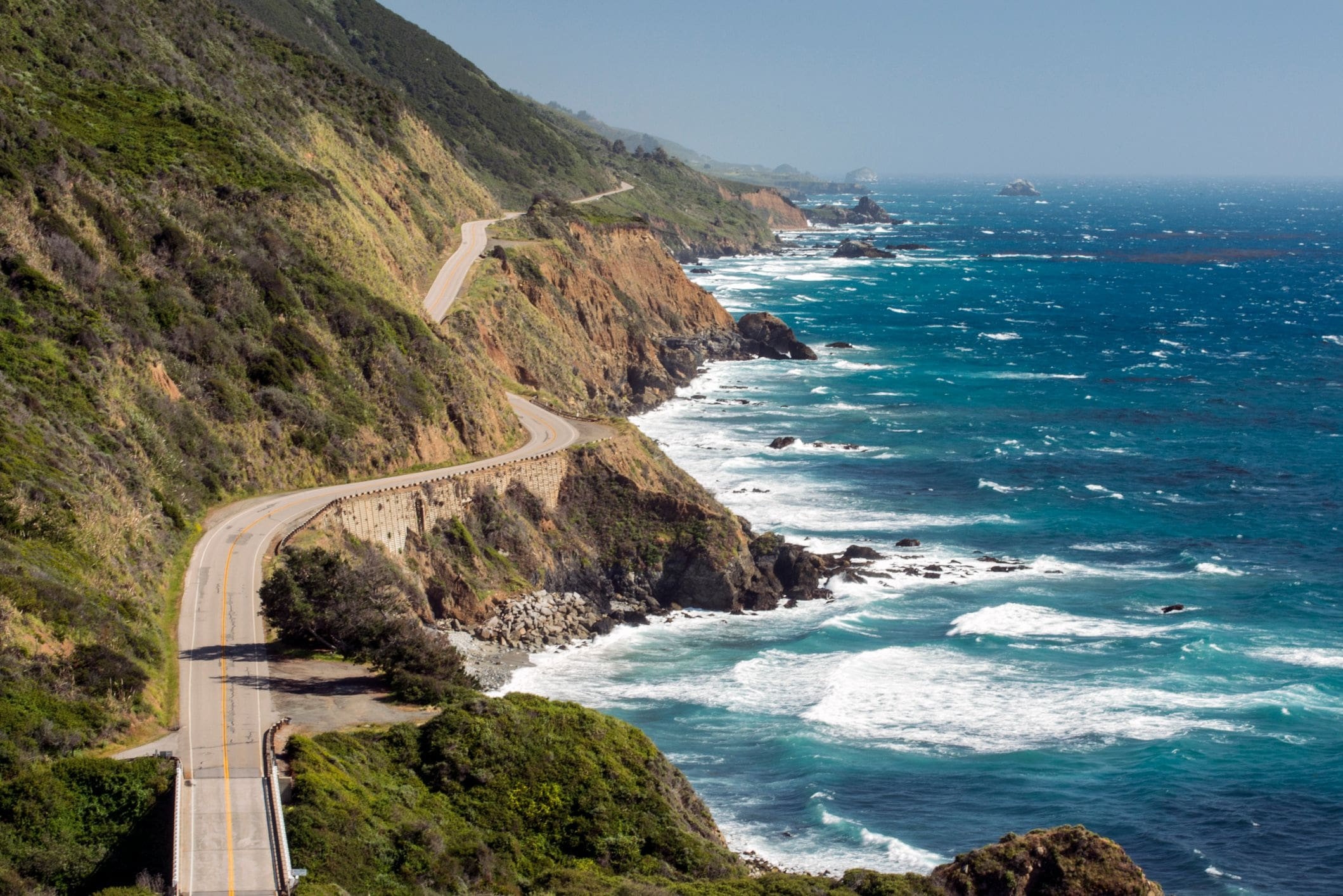 2-Day 'Highway 1 & Carmel' Experience