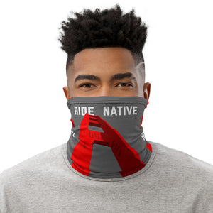 'Ride Native' Neck Gaiter