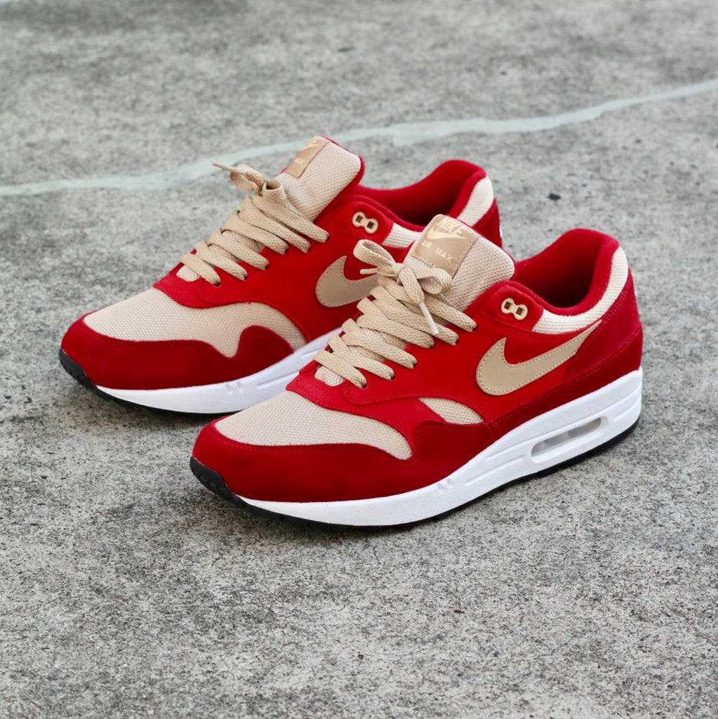 "NEW RELEASE: Nike Air Max 1 Premium ""Red Curry"""