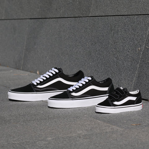 How Old Skool Vans are next in-line for wardrobe essentials.