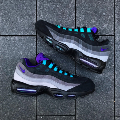 AIRMAX 95 Grape - Where street meets lux