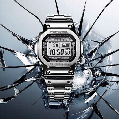 CASIO AND LUXURY: The latest in timeless digital watches