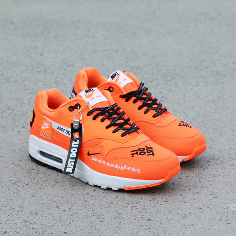"""buy popular b3866 aded9 Nike Air Max 1 """"Just Do It"""" Part of Nike s """"Just Do It"""" pack, which  celebrates thirty years of the iconic tagline. Both colours will be  releasing in ..."""
