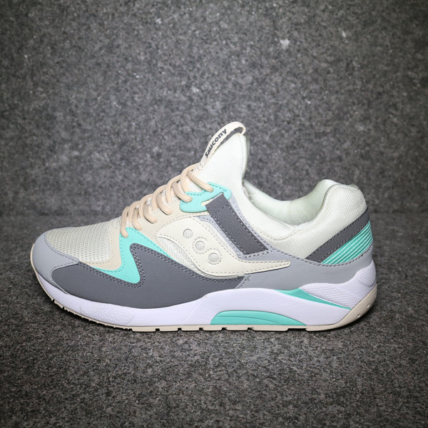 Grid 9000 Light Tan Charcoal Mint
